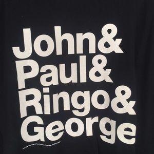 Other - BEATLES JOH PAUL GEORGE RINGO SHIRT
